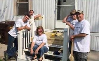 "Dekalb, United Way ""Day of Caring"""