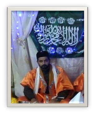 Khwaja Peer Syed Azhar Chishty Niazi - Gaddi Nashin & Chief Moallim Ajmer Sharief