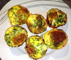 Low Carbohydrate Egg Muffins-Chef of the Future-Your Source for Quality Seasoning Rubs