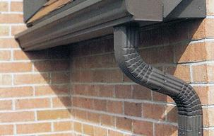 Seamless gutter and downspout installation in Grand Rapids