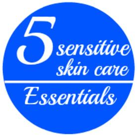 caring for sensitive skin 5 essentials