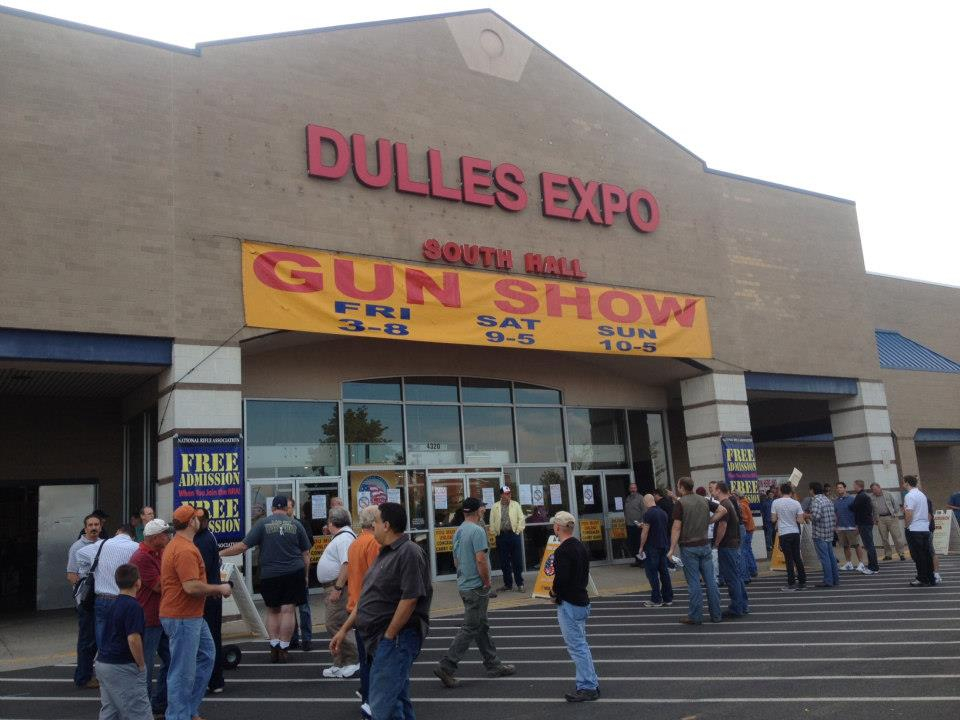 The Nation's Gun Show in Chantilly, Va-MTR is HERE this WEEKEND...COME and SEE Us!!