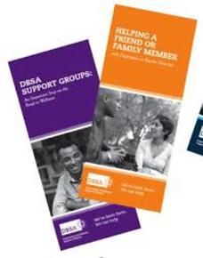 Mood Disorder Brochures