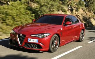 Alfa Romeo Giulia 0 60 >> Alfa Romeo Statistics 0 60 Times Top Speeds Msrp And More