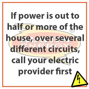 Austin Electrician - Licensed Austin Electrician - Electrical Tips - Top Austin Electrician - power outage - power issues - electrical issues - electrical troubleshooting - electrical problems - Austin Energy - Electric provider