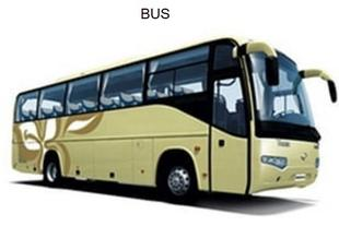 AC & Non Ac Bus On Rentals In Kolkata