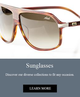 Añel sunglasses are 100% handmade in Italy