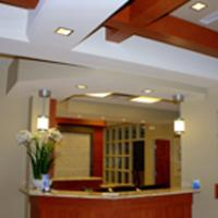 Commercial Architect Orlando Florida showing interior of medical office waiting room