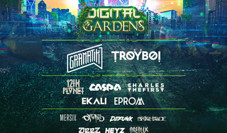 Digital Gardens Music & Arts Celebration 2020