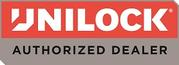 Unilock Brand Authorized Dealer logo link to Unilock Retaining Wall Block Product Page
