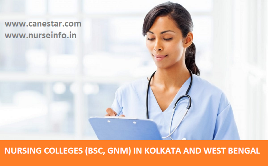 Nursing Colleges in Kolkata and West Bengal (BSC and GNM)