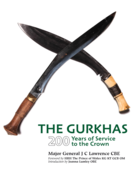 Gurkha history book by Craig Lawrence