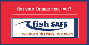FishSafeBC Transport Canada Orange Decal Program