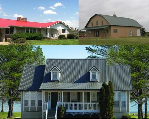Classic Rib - Metal Roofing Wholesalers