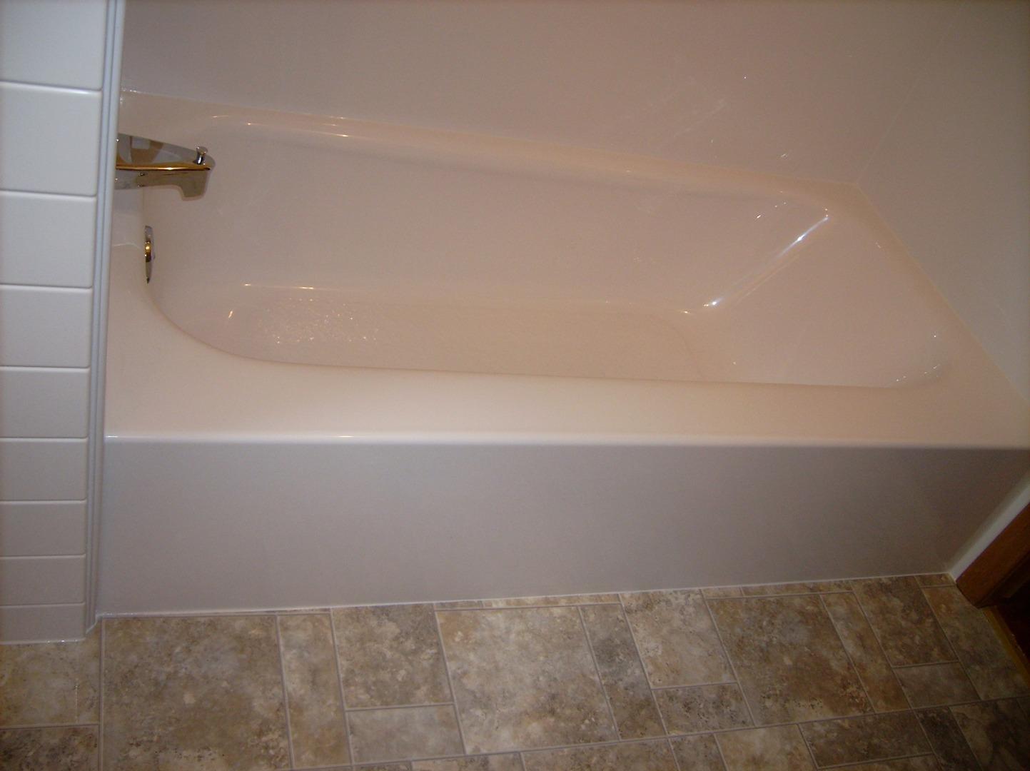 Acrylic Bathtub, Wall and Shower Liners Walk-thru tub inserts