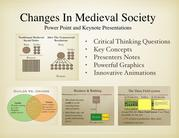 Changes In Medieval Society PowerPoint