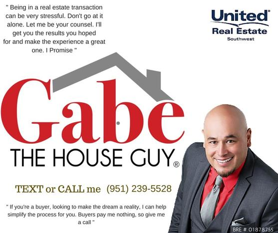 Gabe the house guy