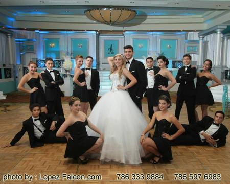 Breakfast at Tiffany's quinces party Quinceanera photography video quince dresses miami Breakfast at Tiffanys Tiffany & co