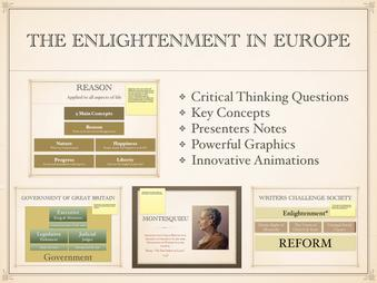 The Enlightenment In Europe History Presentation