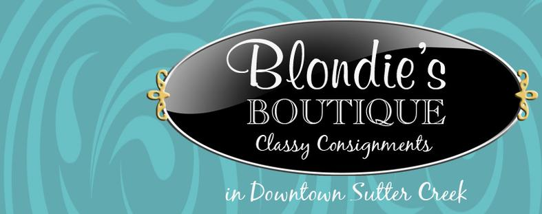 Blondie's Boutique, Classy Consignment