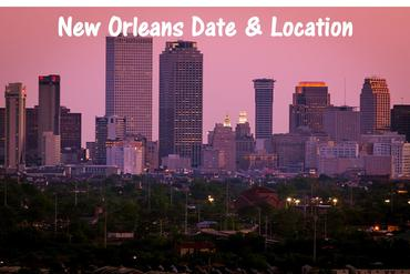 New Orleans Louisiana LA Chiropractic Seminars CE Chiropractor Seminar DC near baton rouge in continuing education hours CE classes conference in NO