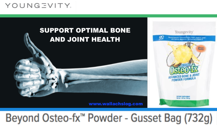 Beyond Osteo-fx™ Powder - Gusset Bag (732g)