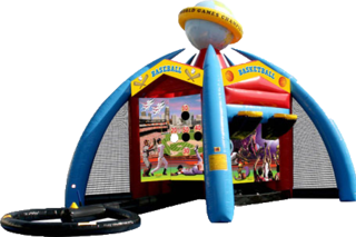 Multi Sports Inflatable Game Rental