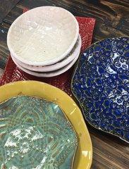 Hand Building Pottery Workshop