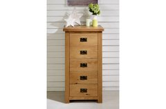 Malvern 5 Drawer Chest