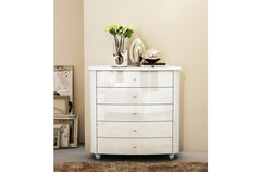 Aztec 5 Drawer Wide Chest