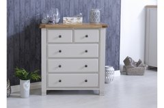 Woodstock 3+2 Chest oak or grey