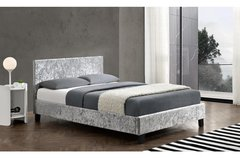 berlin fabric bed or ottaman bed frame only