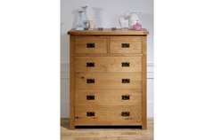 Malvern 4+2 Drawer Chest