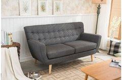 Loft 3 Seater Sofa grey