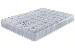 luxor multi pocket sprung mattress only