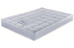 luxor multi pocket sprung mattress only
