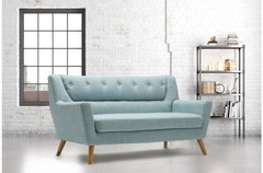 Lambeth Large Sofa duck egg or grey