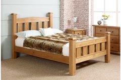 Woodstock Bed oak or grey