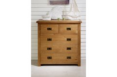 Malvern 3+2 Drawer Chest