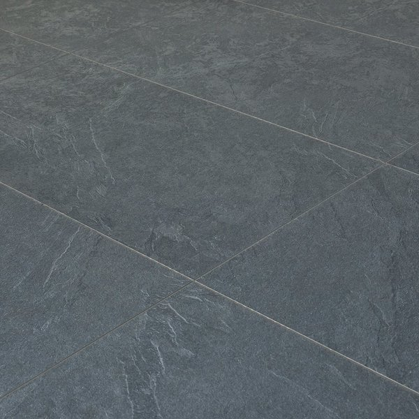 Krono Original Stone Impression 8mm Mustang Slate Stone Effect Flooring