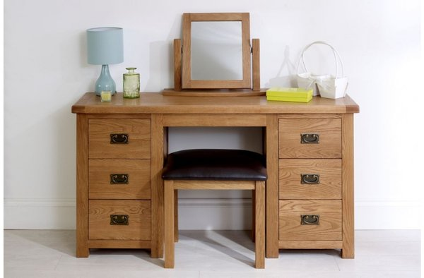 Malvern Double Dressing Table