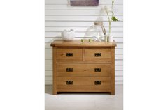 Malvern 2+2 Drawer Chest