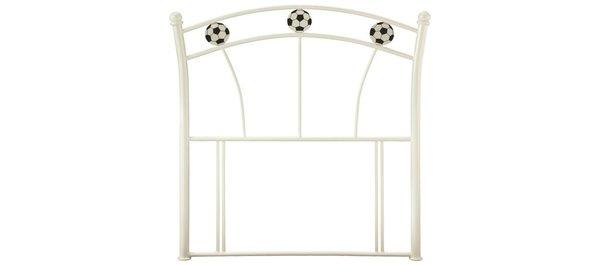 Soccer Headboard black or white