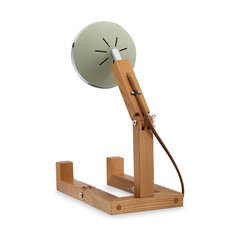 Mr. Wattson LED Table Lamp Desert Green