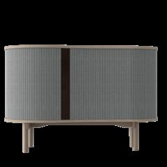 Audacious Cabinet - Silver Grey