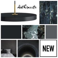 Asteria Anthracite Pendant Lamp