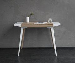Ambitions Desk - Oak/Dark Oak