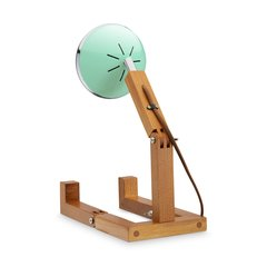 Mr. Wattson LED Table Lamp Tiffany Green
