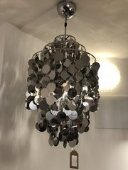 Verner Panton Fun 1DA Ceiling Light