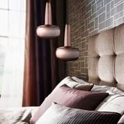 Clava Brushed Copper Shade